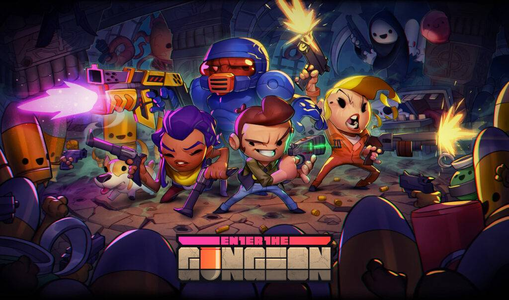 enter the gungeon, enter the gungeon ps4, enter the gungeon review, roguelike, rogue like, best roguelike games, best roguelikes, play at home, playstation play at home, free ps4 games, ps4 free games, best free ps4 games, psfreegames, free PlayStation games, free ps4 games download, PlayStation 4 free games, ps4 free games