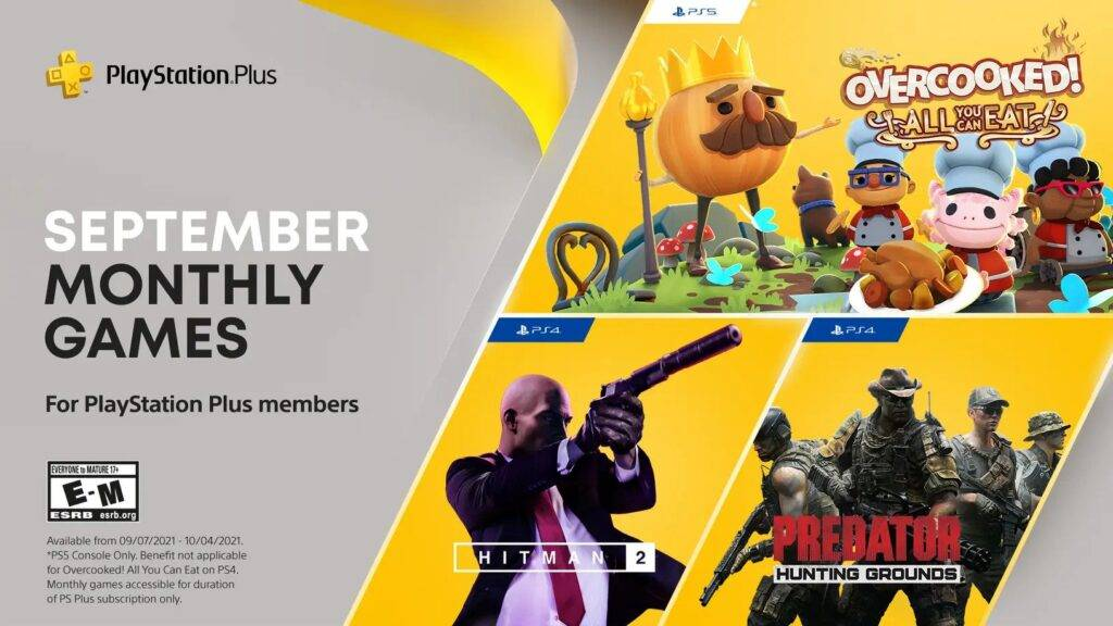 PS PLUS, overcooked all you can eat, overcooked all you can eat review, overcooked all you can eat ps5, overcooked all you can eat ps plus, all you can eat overcooked, overcooked, overcooked 2, predator hunting grounds, predator hunting grounds ps4, predator hunting grounds ps plus, predator ps4, predator hunting grounds ps4 review, hitman 2, hitman 2 ps plus, hitman 2 review, hitman 2 ps4, ps plus, ps plus games, psfreegames, free playstation games, ps plus reviews, playstation plus reviews, ps4 reviews, ps5 reviews, playstation plus, playstation plus games, playstation free games, ps plus september 2021, ps plus september, best free ps4 games, free ps5 games, ps5 free games