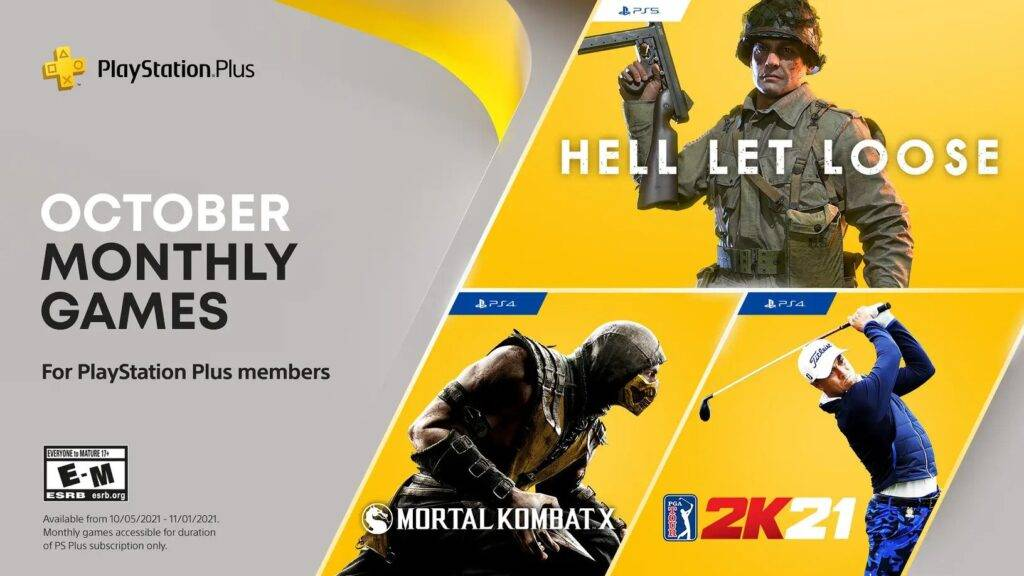 PS PLUS, hell let loose, hell let loose review, hell let loose ps5, hell let loose ps plus, hell let loose ps4, hell let loose game, pga tour 2k21, pga tour 2k21 ps4, pga tour 2k21 ps plus, pga 2k21, pga2k21, pga tour 2k21 ps4 review, mortal kombat x, mortal kombat x ps plus, mortal kombat x review, mortal kombat x ps4, mk x, ps plus, ps plus games, psfreegames, free PlayStation games, PS plus reviews, PlayStation plus reviews, ps4 reviews, ps5 reviews, PlayStation plus, PlayStation plus games, PlayStation free games, PS plus October 2021, PS plus October, best free ps4 games, free ps5 games, ps5 free games